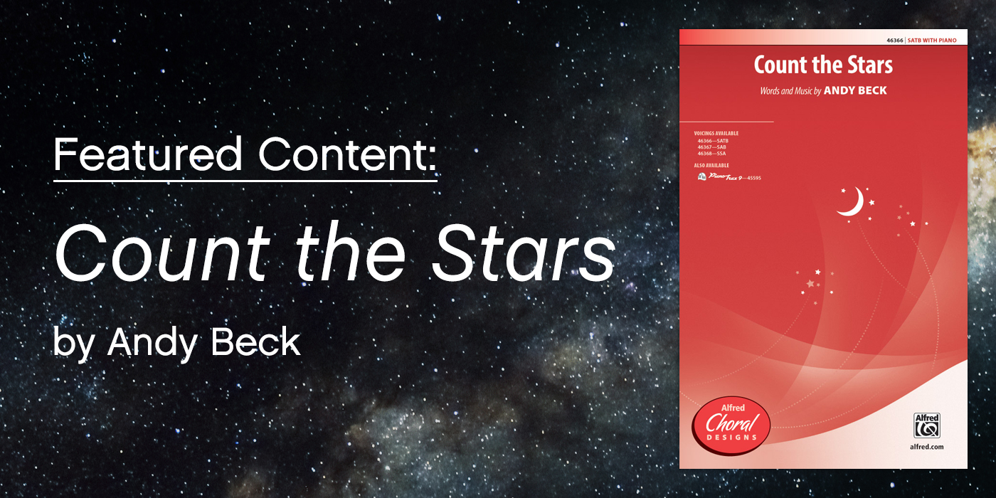 "Featured Content: ""Count the Stars"" by Andy Beck"