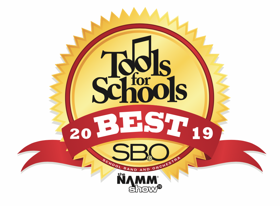 "New SmartMusic Wins ""Best Tools for Schools"" Award"