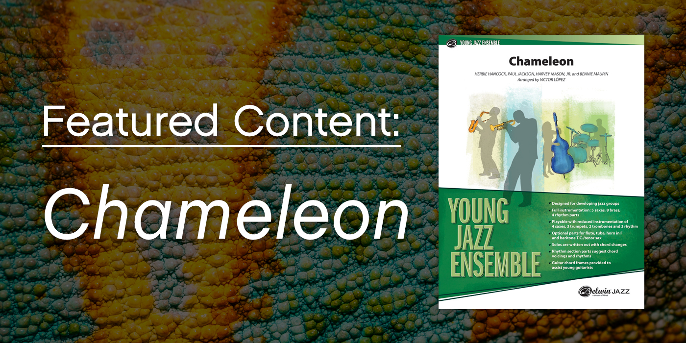 Featured Content: Chameleon