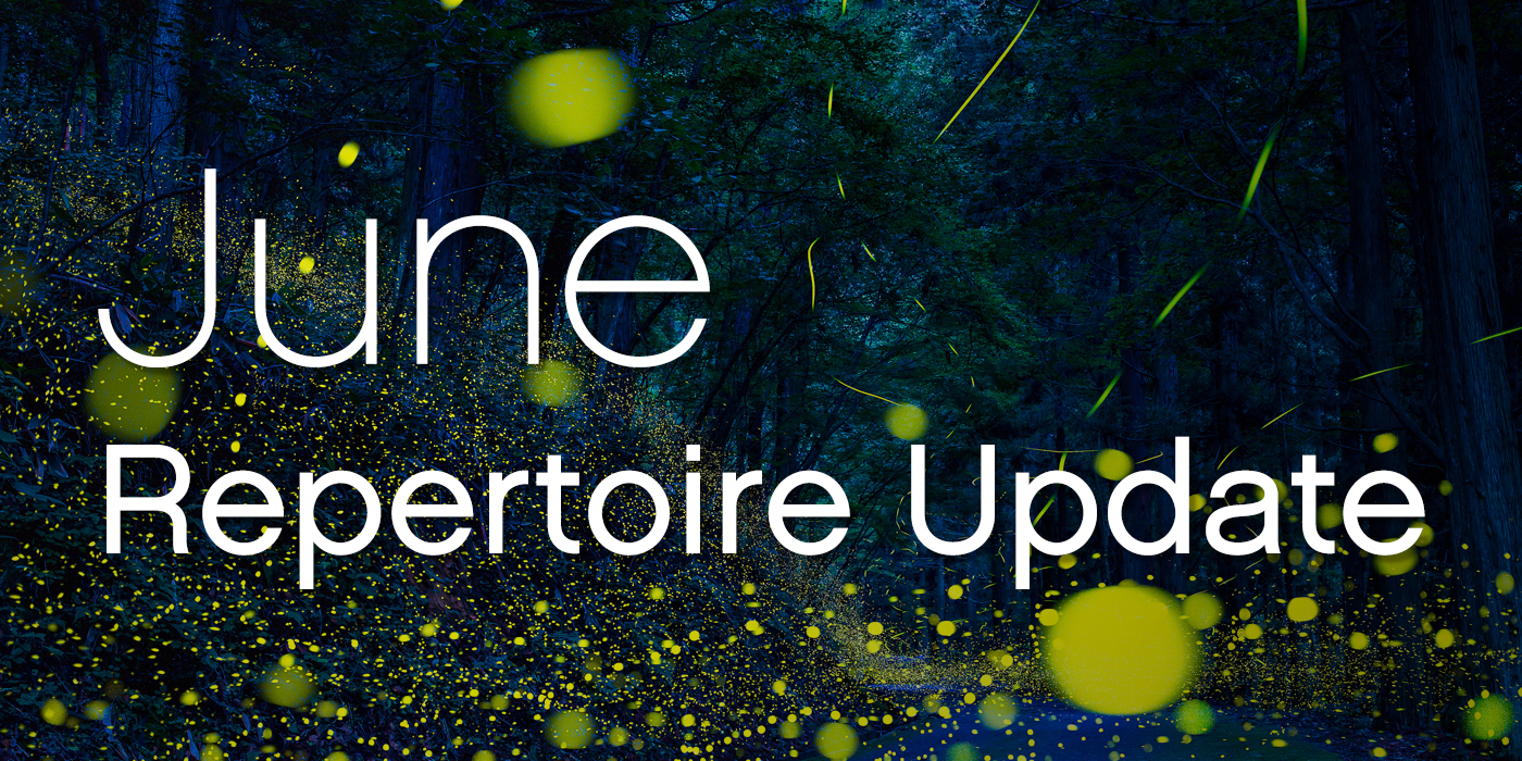 SmartMusic Repertoire Update: June 2019