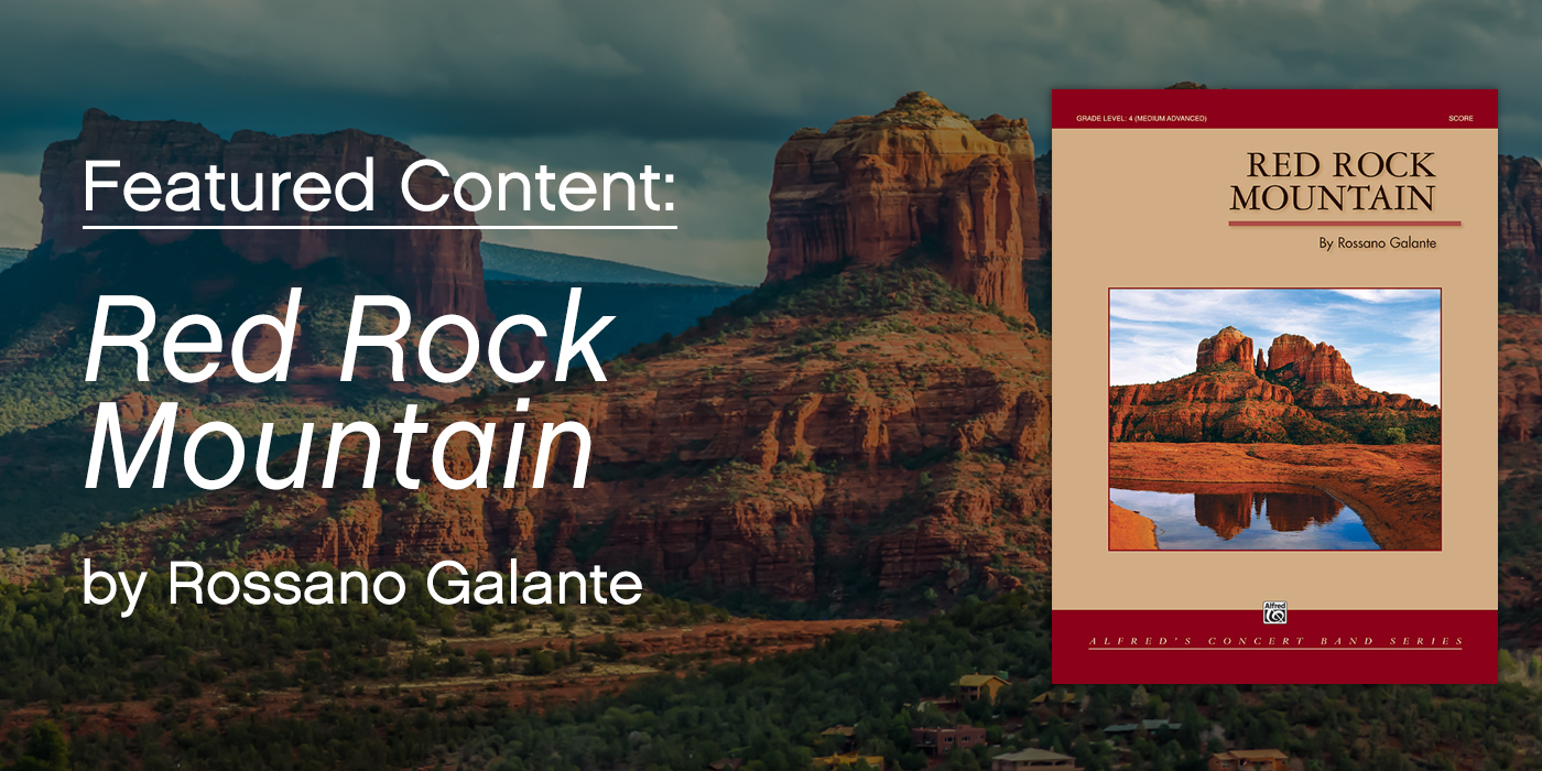 Featured Content: Rossano Galante's Red Rock Mountain