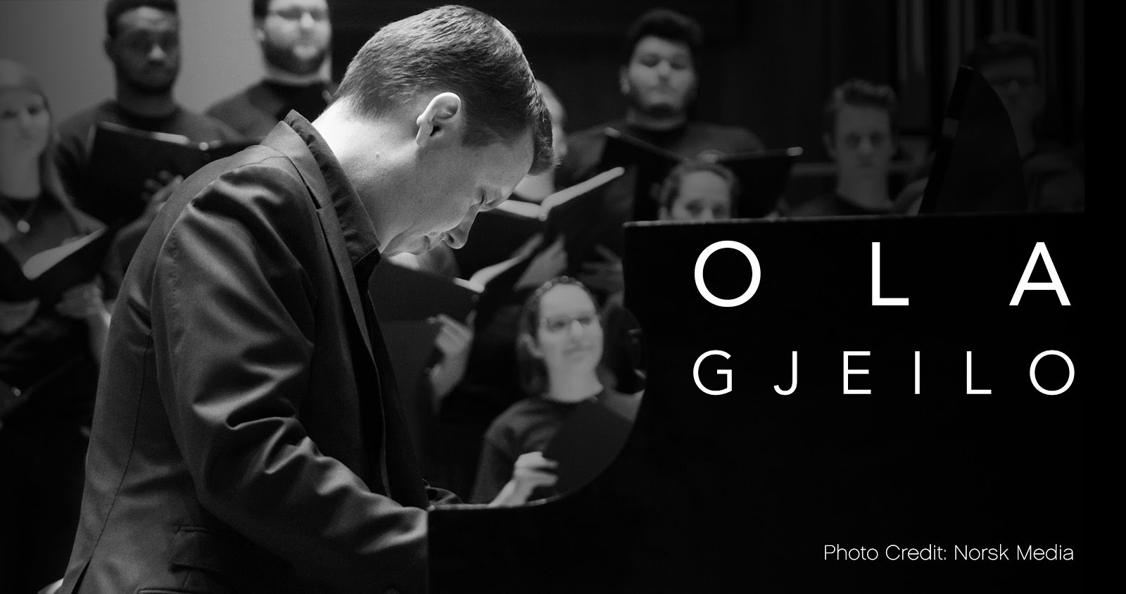 Featured Composer: Ola Gjeilo