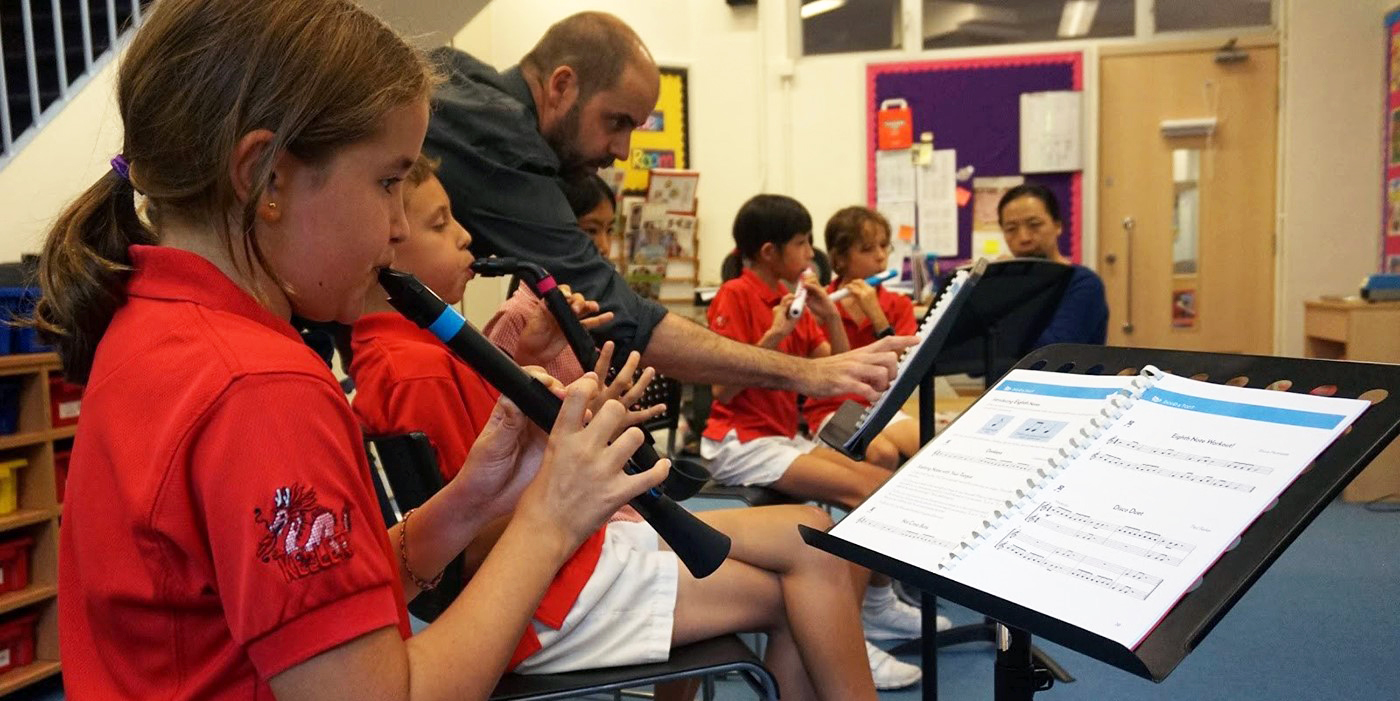 Pre-Band Instruments: Opening New Opportunities for Everyone
