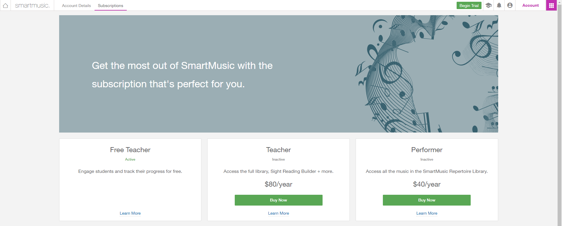 How to Use SmartMusic for Free 1