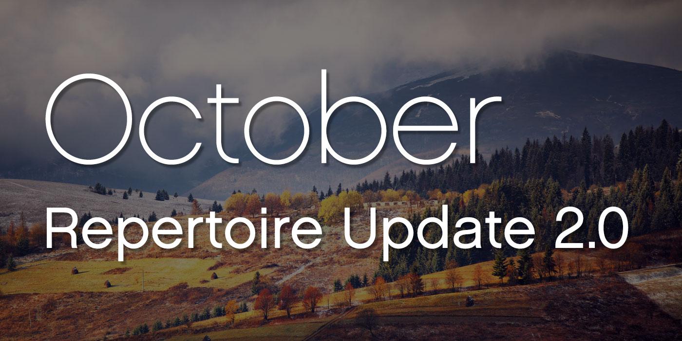october-repertoire-update