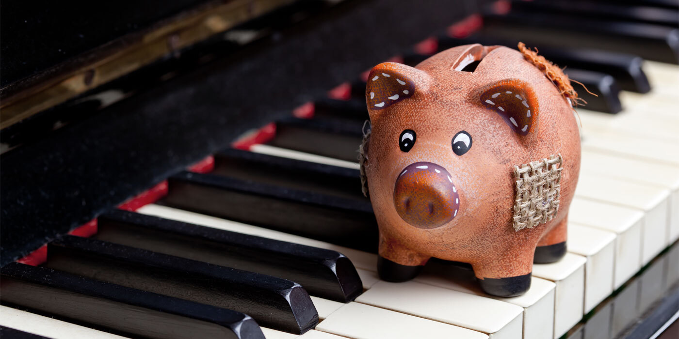 Ideas for Preparing Budgets for Your Music Department in Today's Climate