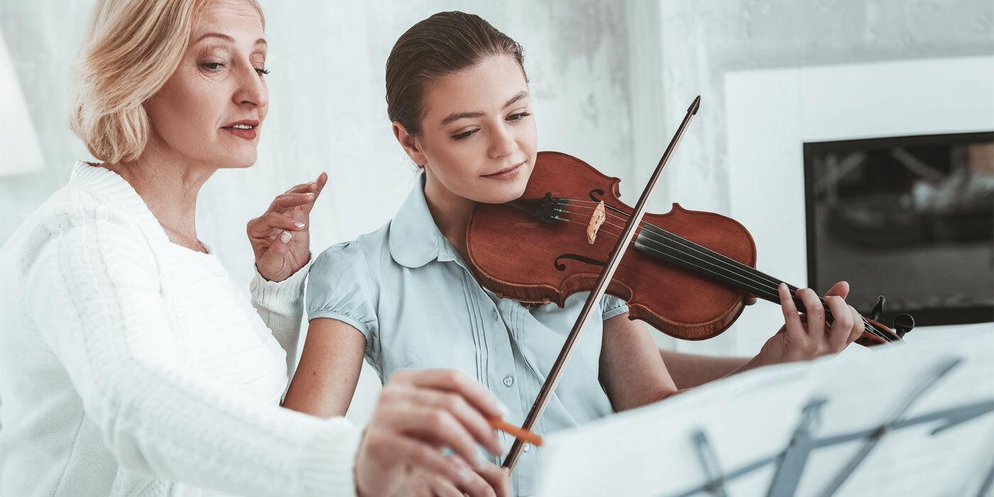virtuoso teacher