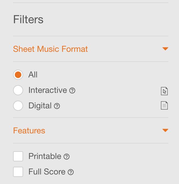 dsml filters