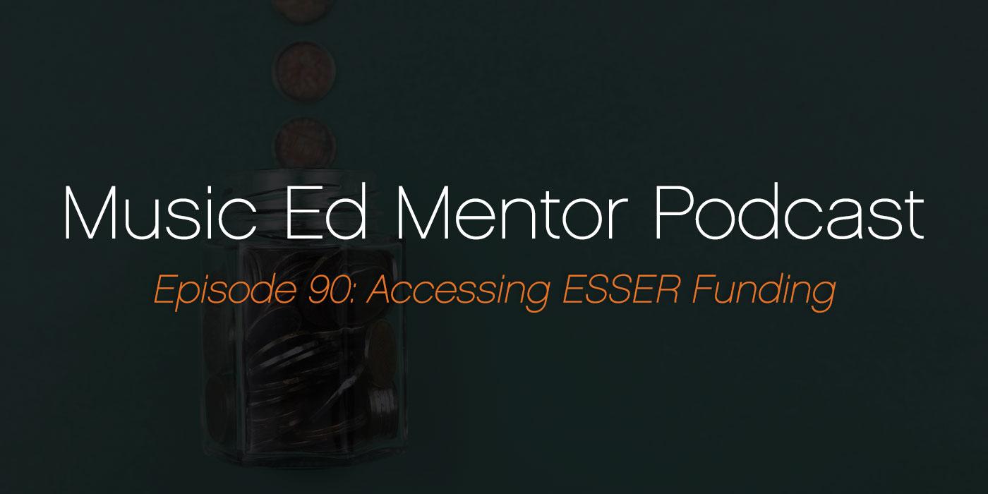 accessing esser funding