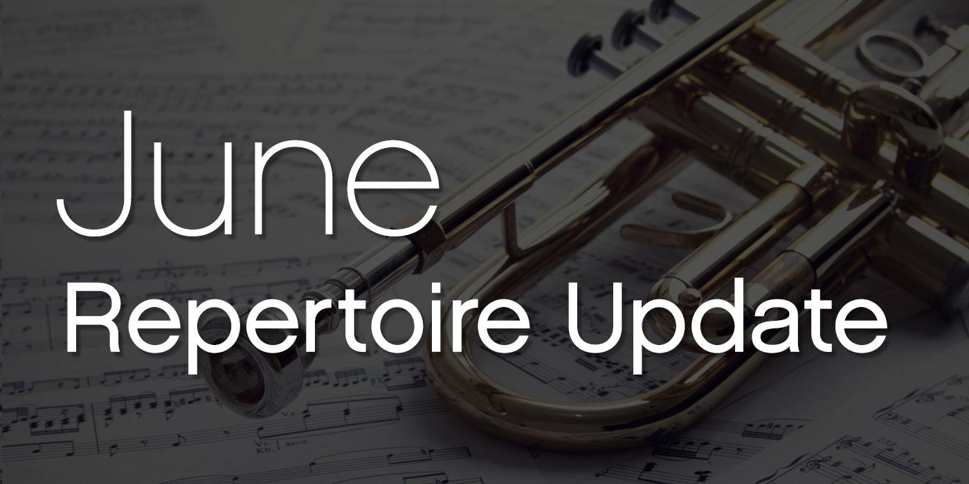 june repertoire update
