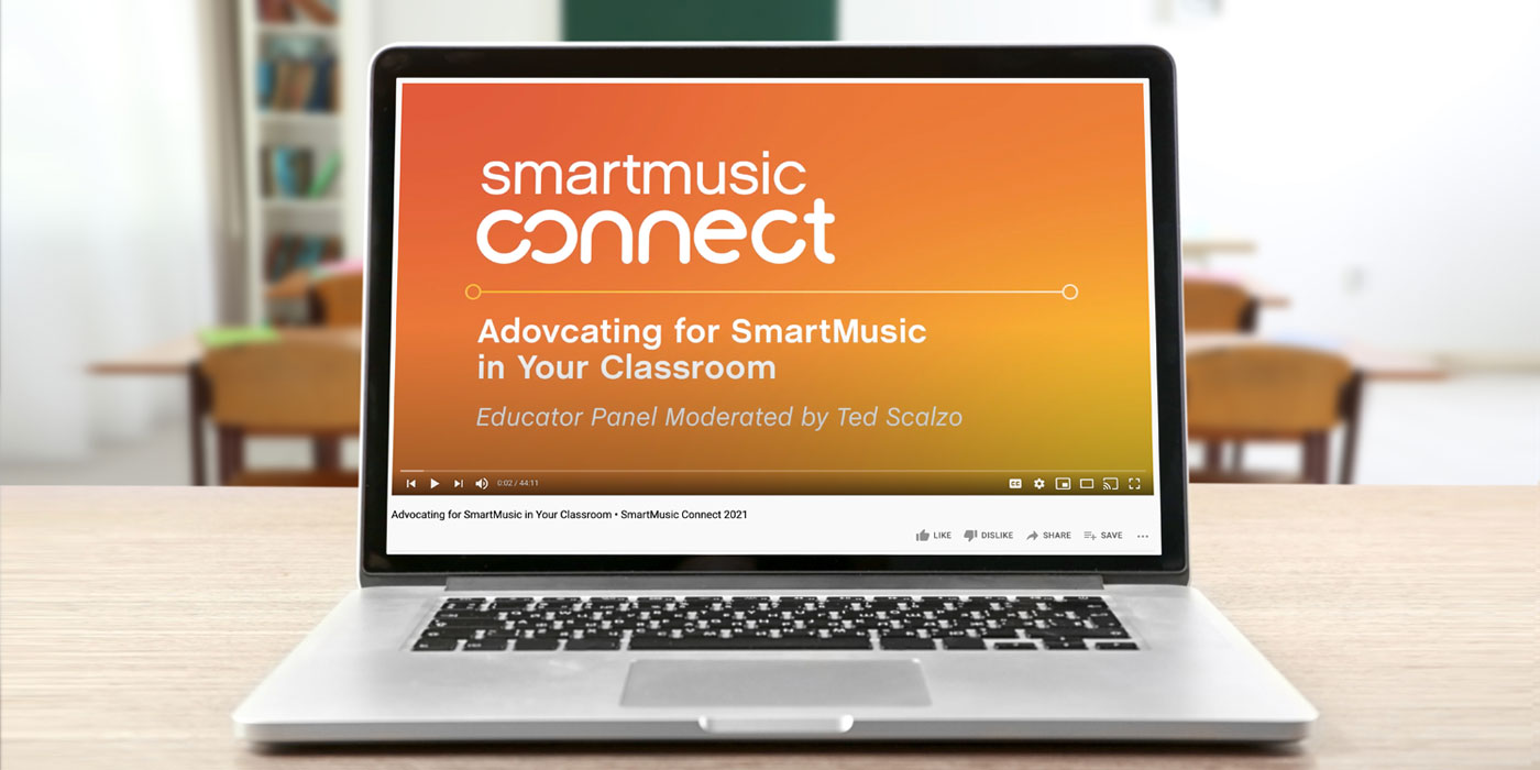 advocating for smartmusic
