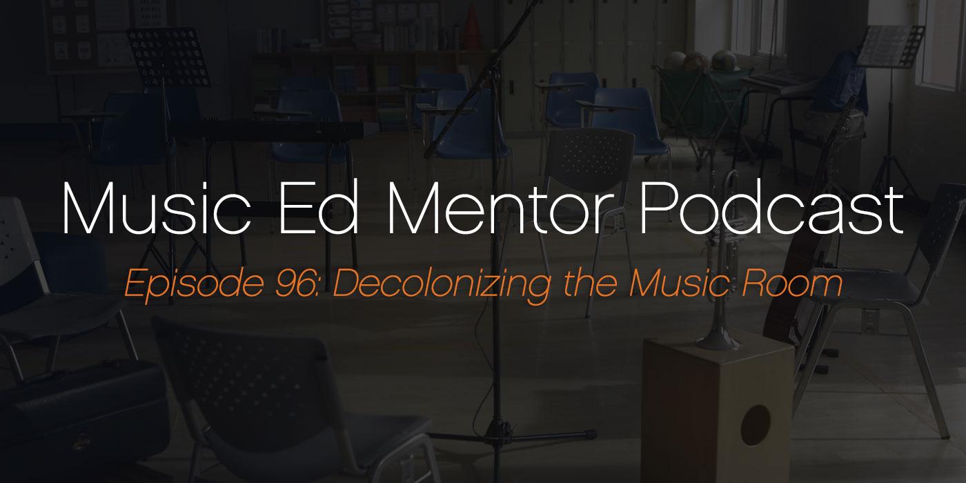 decolonize music room